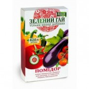 Удобрение Зеленый Гай Томат, Перец, Баклажан 300 гр