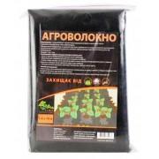 Агроволокно чёрное 60 г/м² 1,6х10 м