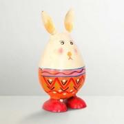 Раскрашенный Кролик (железный)