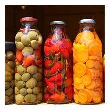 Овочі для закусочних консервів Купити