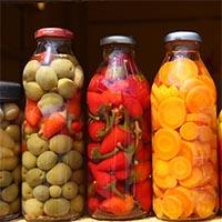 Овощи для закусочных консервов Купить