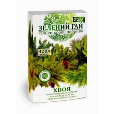 Добриво Зелений Гай Хвоя 300 гр описание