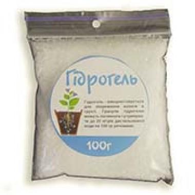 Гідрогель для утримання вологи у  рослинах 100 гр фото
