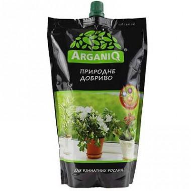 Арганік (ArganiQ) природне добриво (для кімнатних рослин) 500 мл фото цена