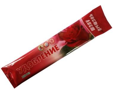 Чистий лист Добриво для троянд описание