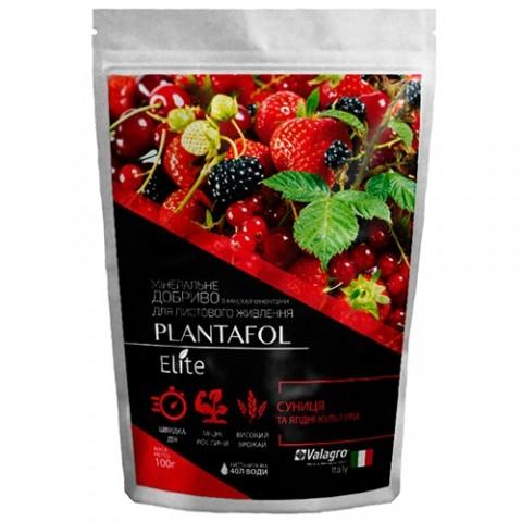 Комплексне мінеральне добриво для суниці і ягідних культур, Plantafol Elite (Плантафол Еліт), 100г, NPK 20.20.20 фото