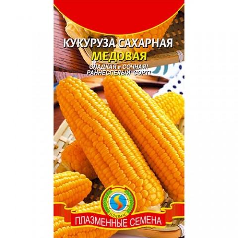 Кукурудза Медова фото