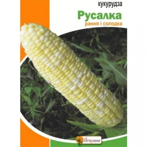 Кукурудза Цукрова Русалка гігант пакет фото