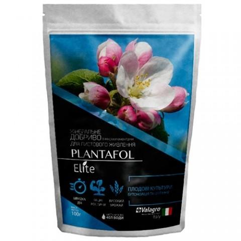 Комплексне мінеральне добриво для плодових, бутонізація і цвітіння, Plantafol Elite (Плантафол Еліт), 100г, NPK 10.54.10 фото