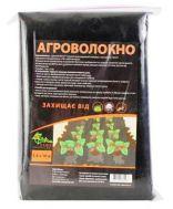 Агроволокно чорне 60 г/м² 1,6х10 м фото