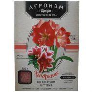 Добриво для квітучих Агроном Профі фото