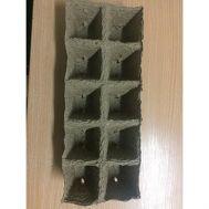 Касета торф'яна (10 комірок діаметром 60 мм) фото