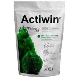 Комплексне мінеральне добриво для туй і самшитів Actiwin (Активін), 200г, NPK 12.5.20, Весна-Літо фото