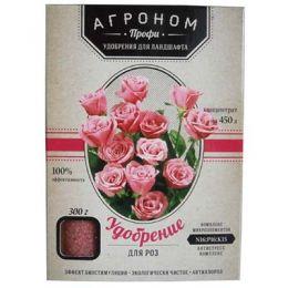 Добриво для троянд Агроном Профі фото