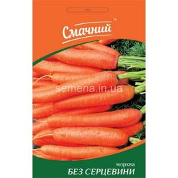 Морква Без серцевини фото