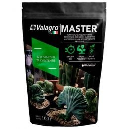 омплексне мінеральне добриво для кактусів і сукулентів Master (Майстер), 100г, NPK 13.40.13 фото