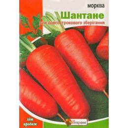Морква Шантане пакет гігант фото