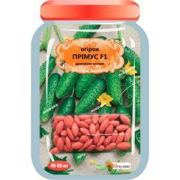 Огірок Прімус F1 дражоване насіння фото