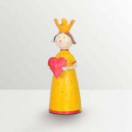 Розфарбована Дівчина (залізна) фото