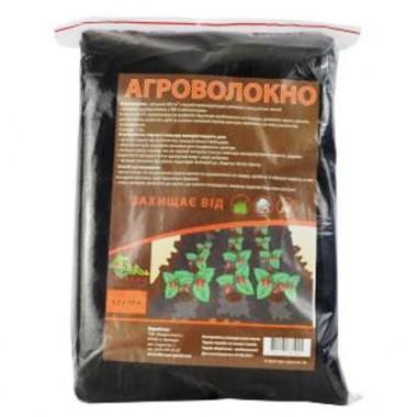 Агроволокно чёрное 60 г/м² 3,2х10 м фото