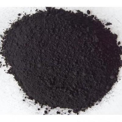 Древесный уголь (порошок) фото