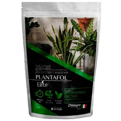 Комплексное минеральное удобрение для декор.-лист. комнатных растений, Plantafol Elite (Плантафол Элит), 100г, NPK 30.10.10 фото
