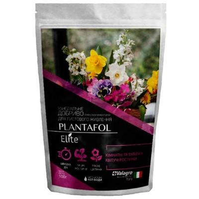 Комплексное минеральное удобрение для комнатных и уличных цветущих растений, Plantafol Elite (Плантафол Элит), 100г, NPK 10.54.10 фото