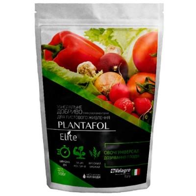 Комплексное минеральное универсальное удобрение для овощных, созревание плодов, Plantafol Elite (Плантафол Элит), 100г, NPK 5.15.45 фото