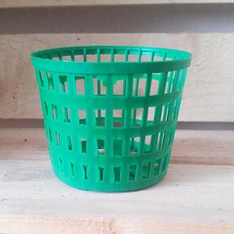 Корзинка для луковиц  диаметром 8 см фото