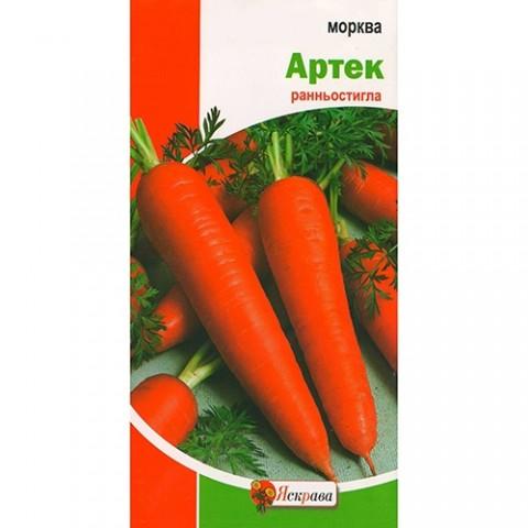 Морковь Артек фото