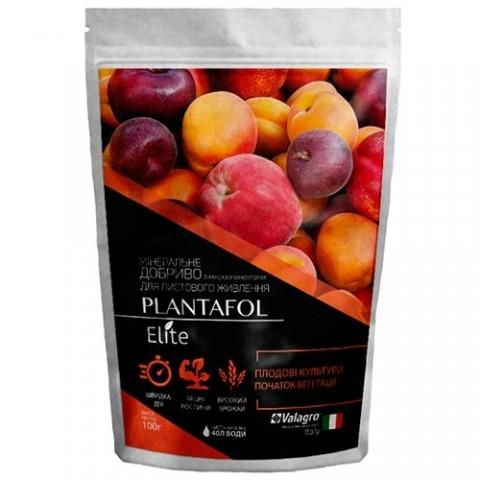 Комплексное минеральное удобрение для плодовых культур, начало вегетации, Plantafol Elite (Плантафол Элит), 100г, NPK 30.10.10 фото