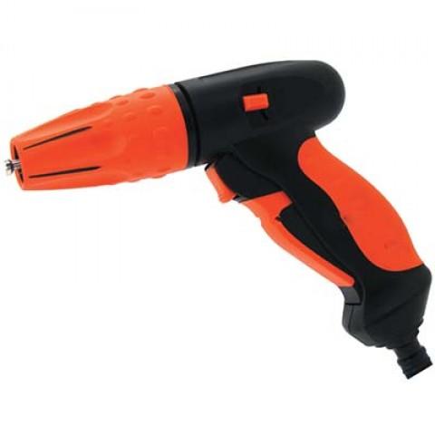 Пистолет регулируемый пластиковый  фото