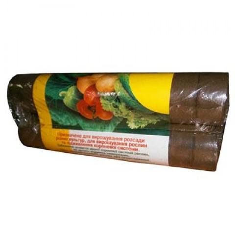 Набор торфяных таблеток Достаток (d 30 мм) фото