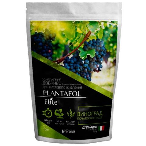 Комплексное минеральное удобрение для винограда, начало вегетации, Plantafol Elite (Плантафол Элит), 100г, NPK 30.10.10 фото