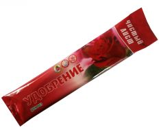 Чистый лист Удобрение для роз фото