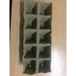 Кассета торфяная (10 ячеек диаметром 60 мм) фото