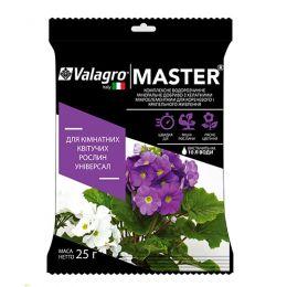 Комплексное минеральное универсальное удобрение для комнатных цветущих растений Master (Мастер), 25г, NPK 13.40.13 фото