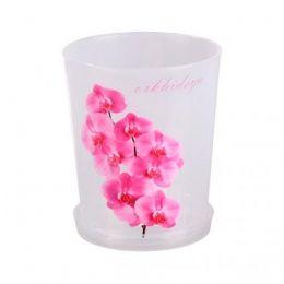 Горшок цветочный для орхидеи 0,7л фото