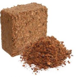 Кокосовые чипсы для растениеводства фото