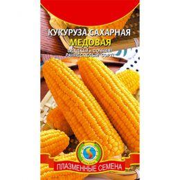 Кукуруза Медовая фото
