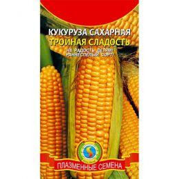Кукуруза Тройная сладость фото