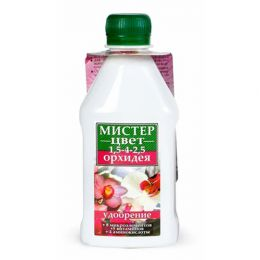 Удобрение Мистер Цвет (орхидея) 300 мл фото