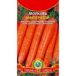 Морковь Император фото
