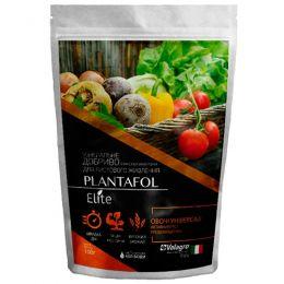Комплексное минеральное универсальное удобрение для овощных, активный рост, Plantafol Elite (Плантафол Элит), 100г, NPK 20.20.20 фото