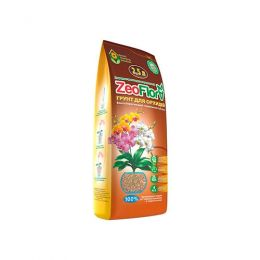 Влагосберегающий грунт ZeoFlora для орхидей 2,5л фото
