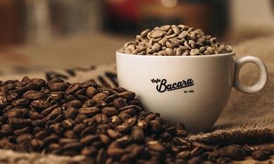 Кофе всех видов обжарки и крепости